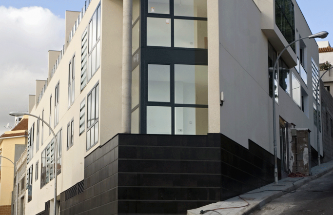 Edificio de viviendas en Vistabella