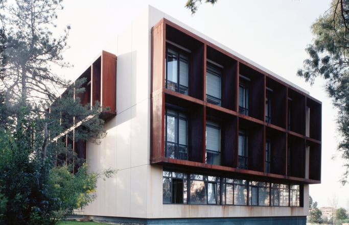 """Escuela universitaria de Magisterio """"La Salle"""" en Aravaca"""