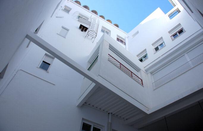 Reforma colegio La Purísima en Jaén