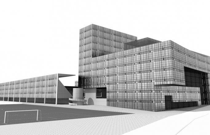 Edificio multifuncional