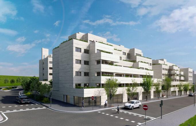 Edificio residencial «Velena»
